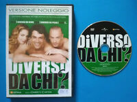 DVD Film Ita Commedia DIVERSO DA CHI? claudia gerini ex nolo no vhs cd lp mc(T5)