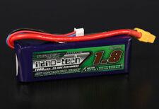 Turnigy Nano-Tech 1800mAh 2S 7.4V 25C-50C FPV LiPo Battery Pack XT60 US Seller
