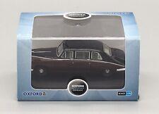 Oxford Diecast 76DS8004 Claret/Black (Queen Mum) DS420 Collectible Scale 1:76
