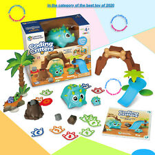 STEM LEARNING RESOURCES CODING CRITTERS RUMBLE & BUMBLE - 06/03/2020