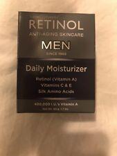 Skincare Cosmetics Retinol Daily Moisturizer for Men, 1.7fl.oz./50g