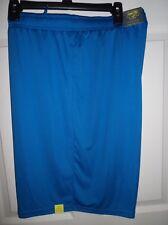 TEK GEAR DRYTEK  Men's Athletic Basketball Sport  Shorts  Pants sz XXL Blue NEW