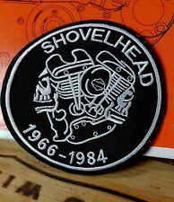 Patch  style Harley shovelhead 1966-1984