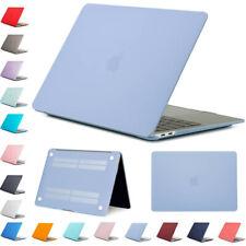 """Laptop Matte Case Cover For MacBook Air Pro 13.3"""" A1932 A2179 A2337 A2289 A2338"""