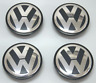 4Pcs Wheel Center Caps Hub Cover Logo Emblem Badge For Volkswagen VW 65mm Set VW