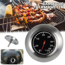 BBQ Barbecue Thermomètre Smoker Grill Indicateur température Gauge Outil 60-430℃