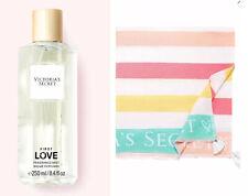 Victoria's Secret FIRST LOVE Fragrance Mist and VS Festival Blanket