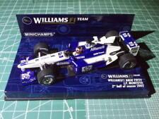 Williams BMW Fw24 HP J.p. Montoya 2002 1 43 Model Minichamps