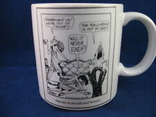 SnapShot Mugs 1986 Agonies of the Rich + Famous Coffee Mug