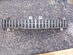 1973 CADILLAC SEDAN DEVILLE LOWER  GRILL OEM USED ORIGINAL CADILLAC PART  GRILLE