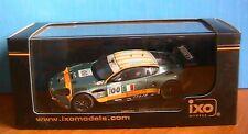ASTON MARTIN DBR9 #100 24 HEURES LE MANS 2007 BABINI DAVIES MALUCELLI IXO 1/43