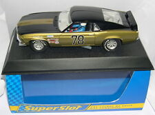 SUPERSLOT H2797 FORD MUSTANG  #78  BOSS 302   SCALEXTRIC UK  MB