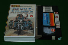 DEVILS ANGELS   1967 vhs biker movie rare PRE CERT VIDEO