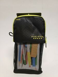 MEAD Five Star Micro-Mesh STAND 'N STORE Pencil Pouch - Pick Yours!