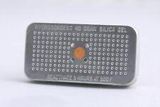 Hydrosorbent - Silica Gel Dehumidifier 40 Gram - Orange - 2 Pack - FREE SHIPPING