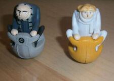 Wobbleez 2 Minions--Figuren Gru und Dru NEU