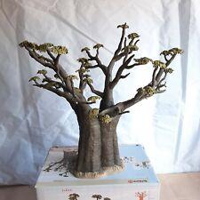 Schleich 30655 African Village Baobab Tree Retired Boxed