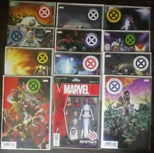 House Of X #1-6 & Powers Of X #1-6 Complete Set, NM 1st Print, Marvel, Hickman