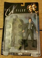 The X-Files Series 1 Agent Fox Mulder Figure McFarlane W/ Gurney 1998 NIB