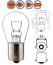 LAMPADINA 12V 45W BA15S STOP AUTO LAMPEGGIANTE LAMPADA FARO POSTERIORE MOTO