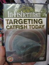 In-Fisherman Fishing DVD Fish Video / Targeting Catfish Today
