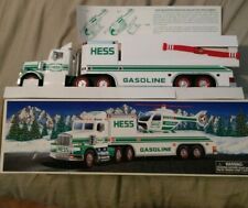 Hess 1995 Helicopter Transport Truck with copter original box/packaging/bag