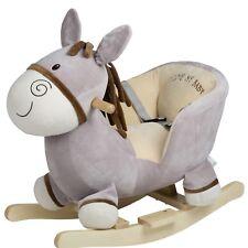 BabyGo Rocker Schaukeltier Esel - Schaukelesel Donkey ab 6 Monaten NEU