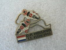 PINS,SPELDJES DUTCH TT ASSEN MOTO GP 1995 C DUTCH TT ASSEN KEVIN SCHHWANTZ NO 34