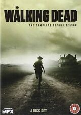 The Walking Dead - Season 2 -  Complete 4 Disc Set with 13 Episodes