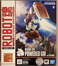 Bandai Robot Spirits Damashii Mobile Suit Gundam 0083 Powered GM Action Figure
