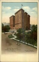 New York City Hotel Majestic Central Park West c1910 Postcard EXC COND