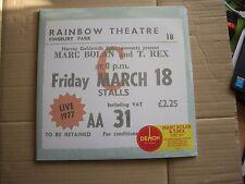 MARC BOLAN & T. REX - LIVE 1977 - 2LP COLOURED VINYL - RSD 2017 RECORD STORE DAY