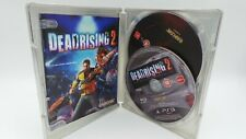 Dead Rising 2 - Steel Book Special Edition - PlayStation 3 Game