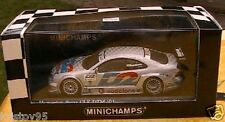 MERCEDES CLK COUPE #2 DTM 2001 DUMBRECK TEAM D2 AMG MINICHAMPS 400013102 1/43