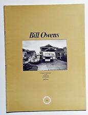 Bill Owens Il nuovo reportage Fotografia italiana 1978 Claude Nori Beth Krier