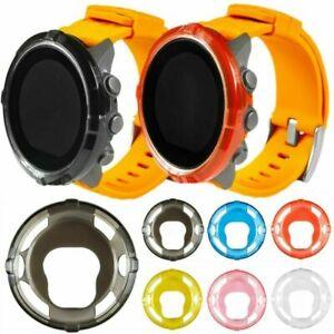 TPU Watch Case Cover Protector Skin Shell For Suunto Spartan Sport Wrist HR Baro