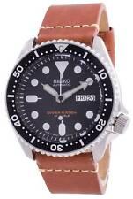 Seiko SKX007J1 43mm Men's Automatic Sport Watch - Black
