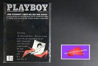 💎 PLAYBOY MAGAZINE:  NOV 1992 JOAN SEVERANCE SUPER HOT RED SHOE DIARIES V💎