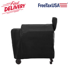 Heavy Duty Waterproof Pellet Grill Cover for Traeger 34 Series Texas Pro 780 Bbq