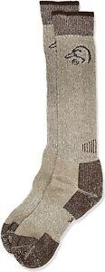 Ducks Unlimited Merino Wool Tall Long Heavyweight Warm Thermal Socks 1 Pair