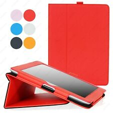For iPad 2 3 4 Smart Cover Magnetic PU Slim Folio Leather Case Stand FilmStylus1