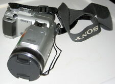 Sony Cyber-Shot dsc-f717 5 MP Digitalkamera-Silber