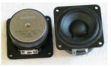 """For SONY 2.5"""" inch 8Ω 20W Full Range Audio Speaker Stereo Woofer Loudspeaker"""