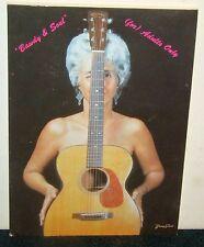 Bawdy & Soul: Singing Limericks by Barbara Tabler (Bar None Press, 1980)