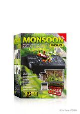 Exo Terra Monsoon Solo / Hochdruck automatische Beregnungsanlage für Terrarien