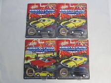 Johnny Lightning Muscle Cars U.S.A 1970 Super Bee lot of 4