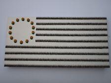 AMERICANA FLAG CHEESEBURGER COKE BOTTLE SCULPTURE PAINTING 3D POP ART MODERNISM