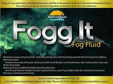 2x1 LITRE SUPER HEAVY DUTY Fog Juice,Smoke Fluid,Fog Liquid,DJ,Karaoke Club