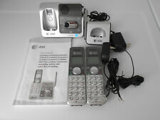 AT&T CORDLESS TELEPHONE SYSTEM