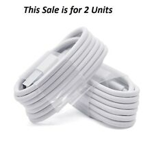 New Original iPhone Lightning Cable 1m / 3ft USB Charging / Data Cord